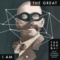 The Great I Am EP Cover