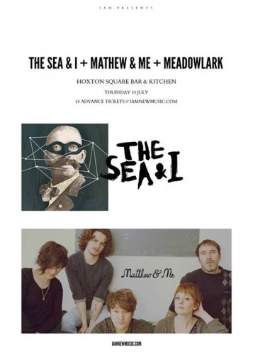 Sea and I Live 10 July 2014